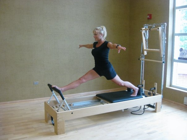 Pamela Barich on The Reformer at LifeStudio Schaumburg