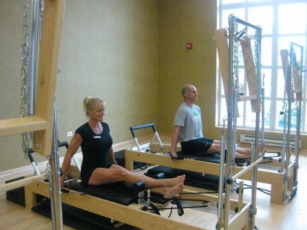Men Benefit from Pilates Too!
