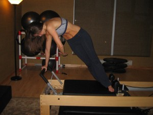 Level 2 Exercise - This is my progression from the side plank