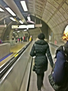 Walking the Tube!