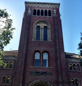 Bovard Auditorium at University of Southern California